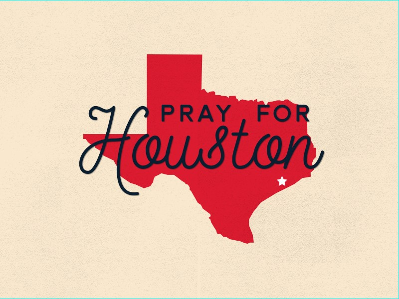 Pray for Houston Image