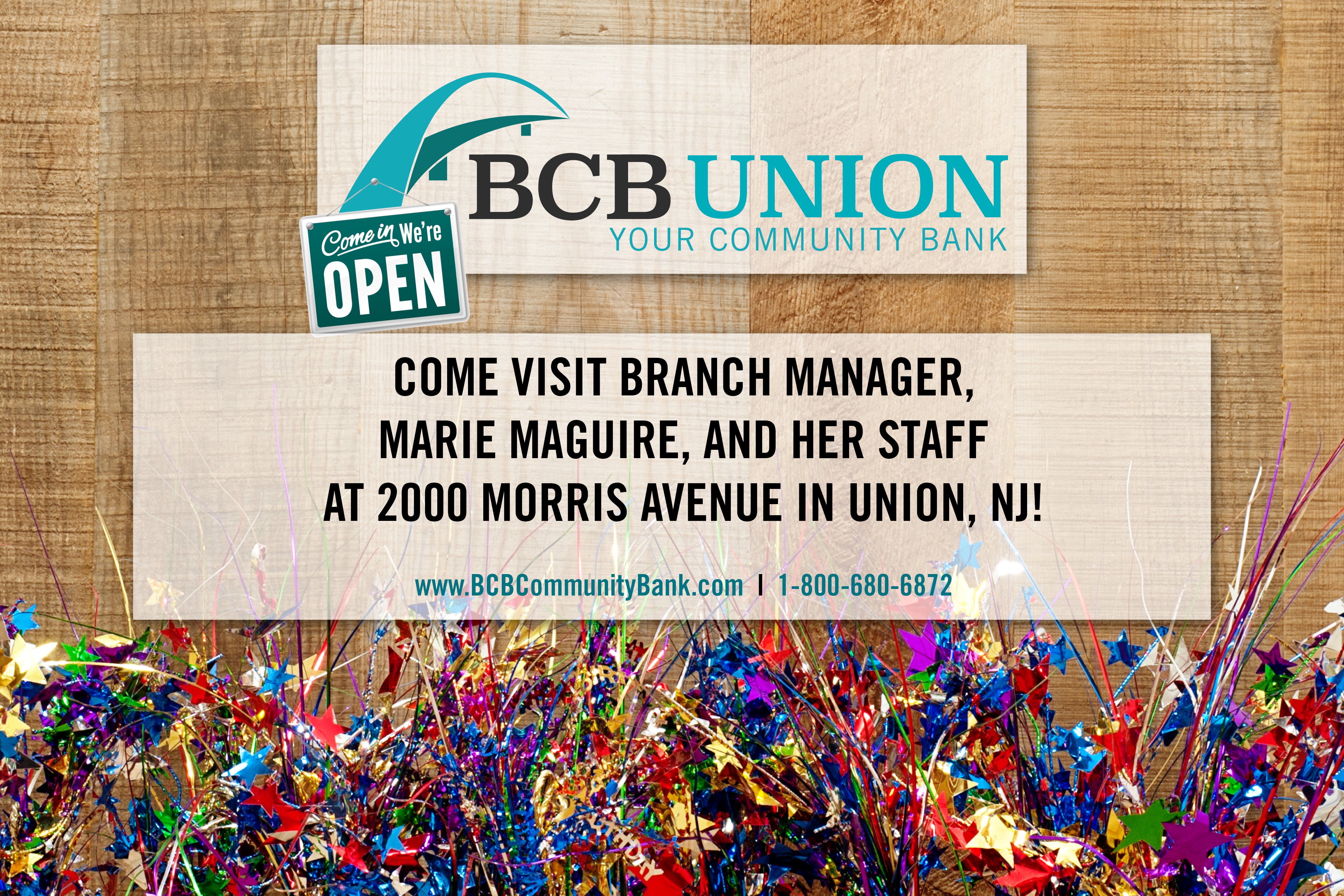 BCB Union Visit us image