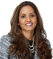 Rehka Sarathy Edison Branch Manager Head Shot