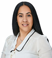 JoAnn Garcia Assistant Branch Manager Head Shot